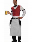 Plus Size Saloon Bartender Costume buy now