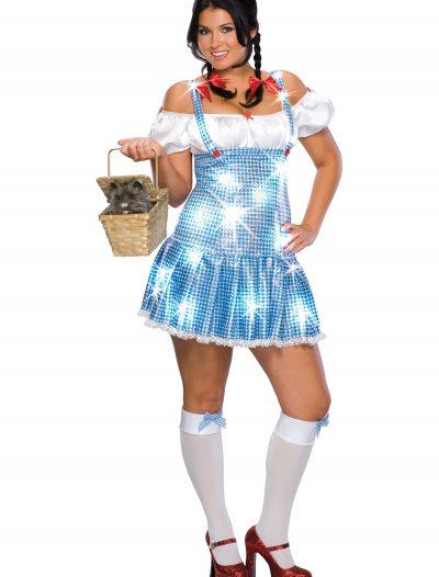 Plus Size Sequin Dorothy Costume buy now