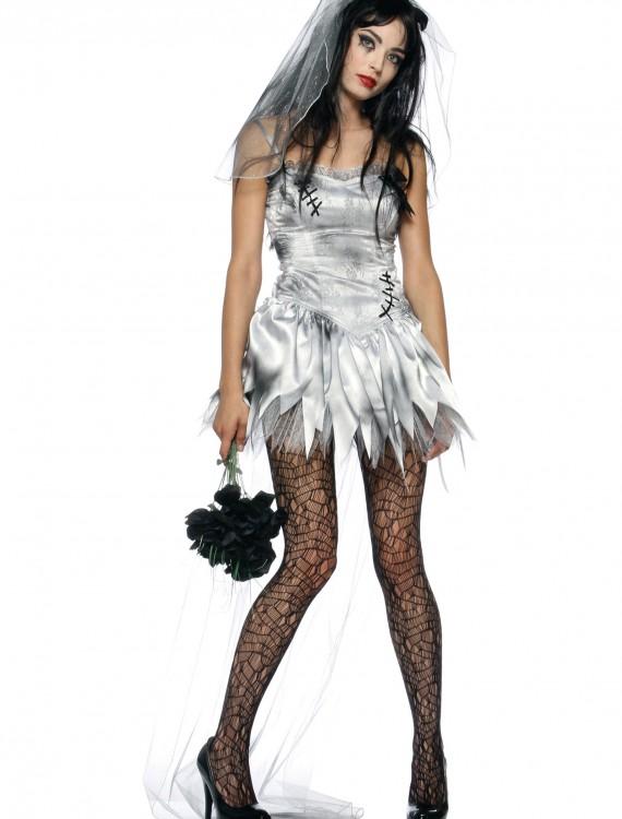 Plus Size Sexy Zombie Bride Costume buy now