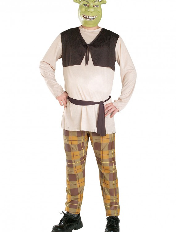 Plus Size Shrek Costume buy now