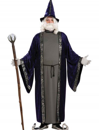 Plus Size Wizard Costume buy now