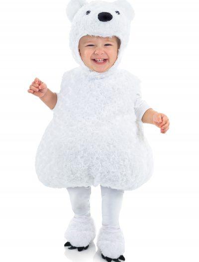 Polar Bear Toddler Costume buy now