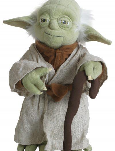 Poseable Plush Yoda Doll buy now