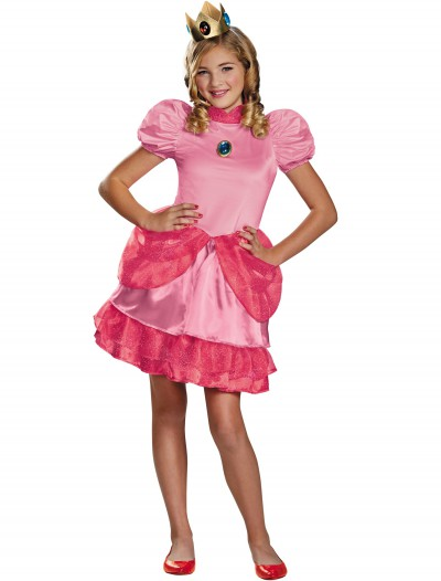 Princess Peach Tween Costume buy now