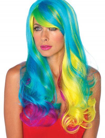 Prism Long Rainbow Wig buy now