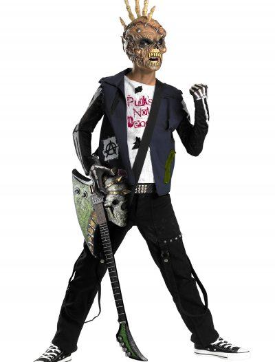 Punk Rocker Zombie Costume buy now