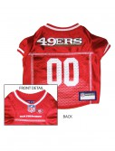 San Francisco 49ers Dog Mesh Jersey buy now