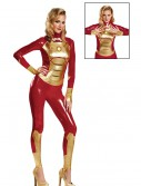 Sassy Iron Man Mark 42 Lycra Bodysuit Costume buy now