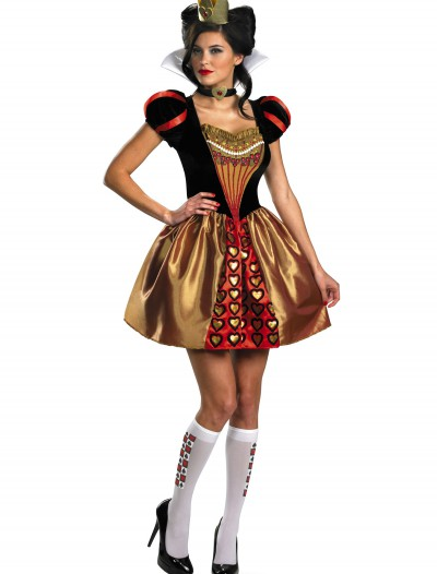 Sassy Red Queen Costume buy now