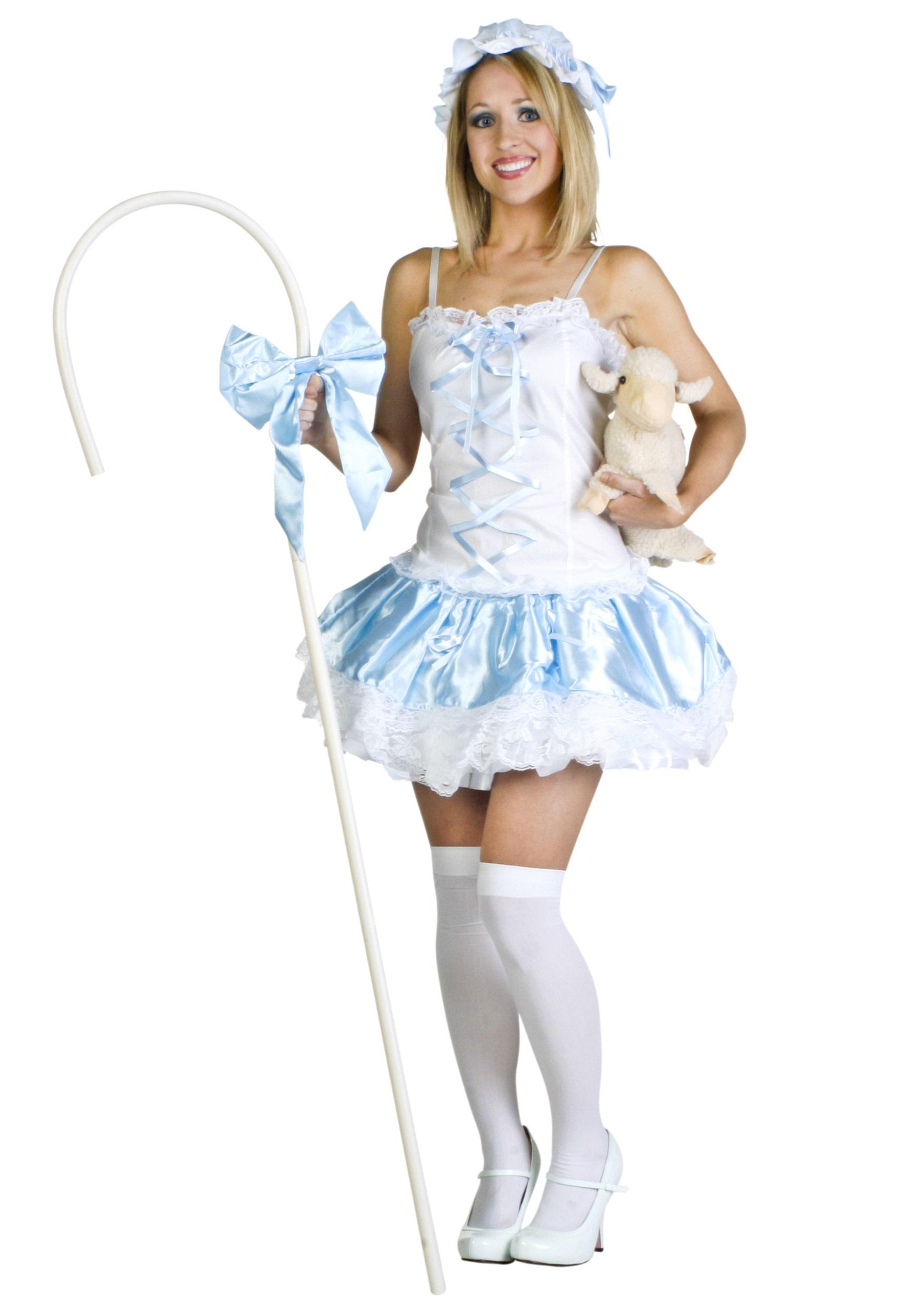 Adult toy story bo peep costume