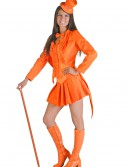 Sexy Orange Tuxedo Costume buy now