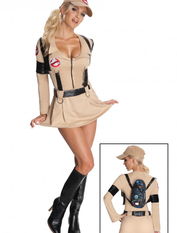 Sexy Secret Wishes Ghostbuster Costume buy now