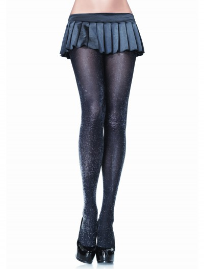 Silver Sparkle Tights buy now