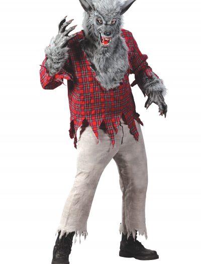 Silver Werewolf Costume buy now
