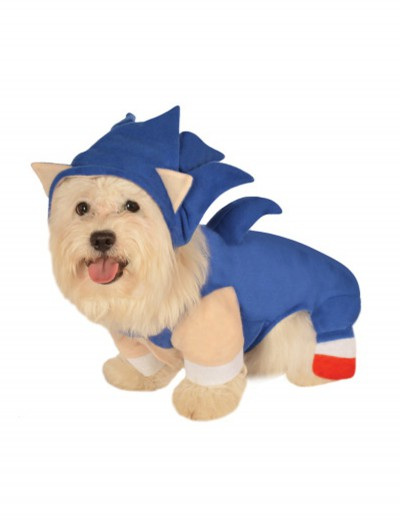 Sonic the Hedgehog Pet Costume buy now