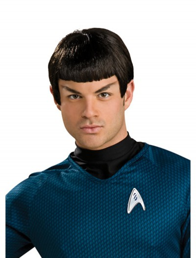 Spock Vinyl Wig with Ears buy now