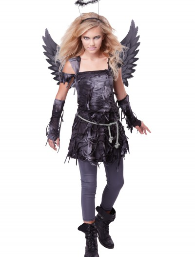 Teen Spooky Angel Costume buy now