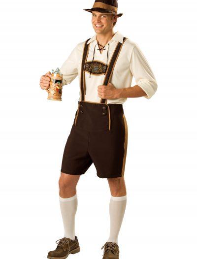 Teen Bavarian Guy Costume buy now