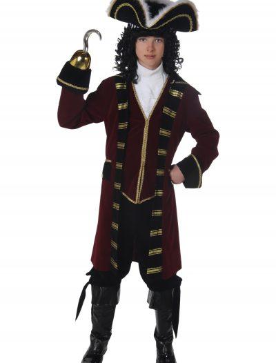 Teen Captain Hook Costume buy now