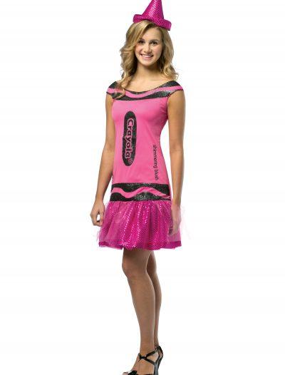 Teen Crayola Blush Glitz Dress buy now
