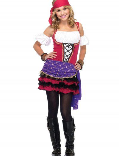 Teen Crystal Ball Gypsy Costume buy now