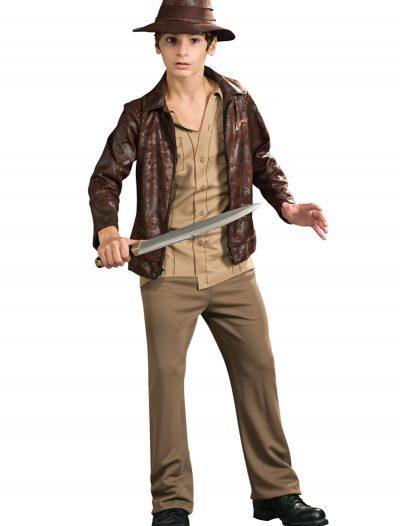 Teen Deluxe Indiana Jones Costume buy now