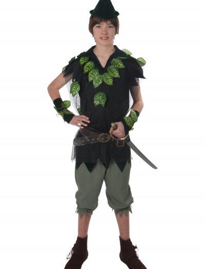 Teen Deluxe Peter Pan Costume buy now