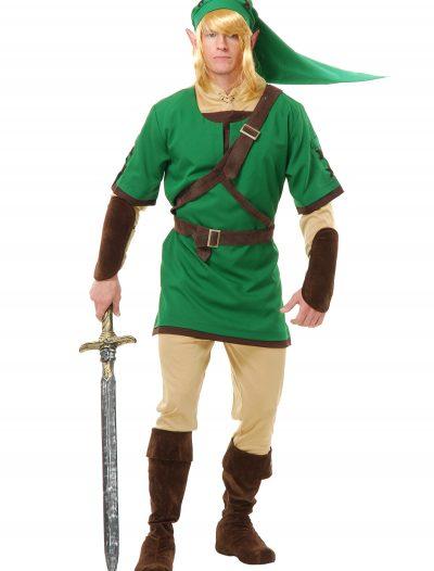 Teen Elf Warrior Costume buy now