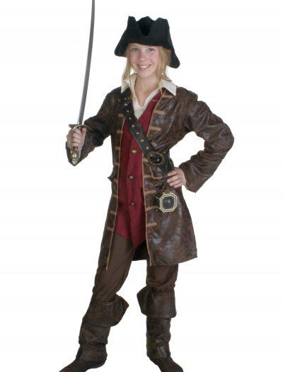 Teen Girls Caribbean Pirate Costume buy now