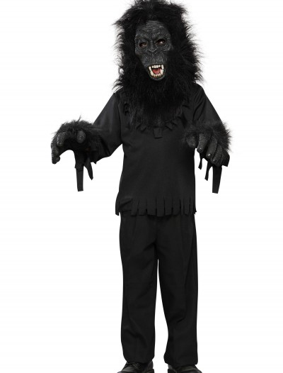 Teen Jungle Gorilla Costume with Sound buy now
