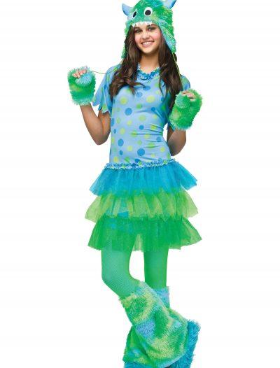 Teen Monster Miss Costume buy now
