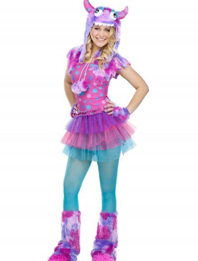 Teen Polka Dot Monster Costume buy now