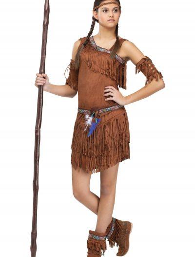 Teen Pow Wow Indian Costume buy now