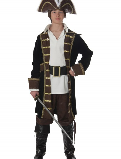 Teen Realistic Pirate Costume buy now
