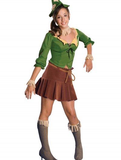 Teen Scarecrow Costume buy now