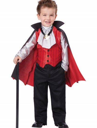 Toddler Dapper Vampire Costume buy now