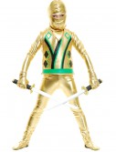 Toddler Gold Ninja Avengers Series III Costume buy now