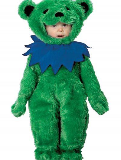 Toddler Grateful Dead Green Dancing Bear Costume buy now