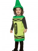 Toddler Green Crayon Costume buy now