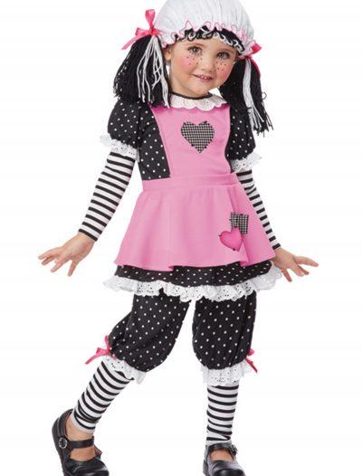 Toddler Rag Dolly Costume buy now