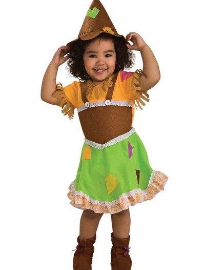 Toddler Girls Scarecrow Costume buy now