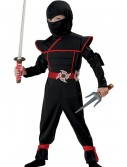 Toddler Stealth Ninja Costume buy now