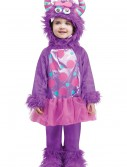 Toddler Terror in a Tutu Purple Costume buy now