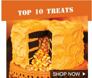 top 10 Halloween treats