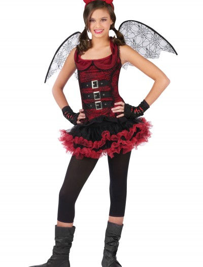 Tween Night Wing Devil Costume buy now