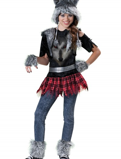 Tween Werewolf Costume buy now