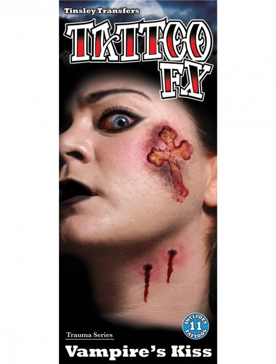 Vampire's Kiss Temporary Tattoo Kit buy now