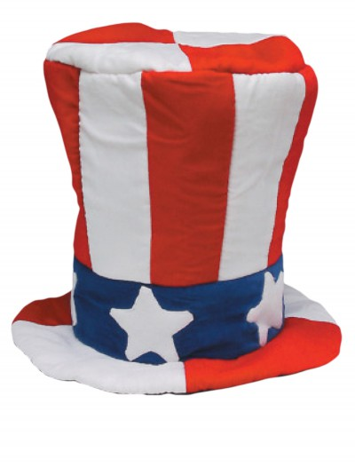 Velvet Uncle Sam Top Hat buy now