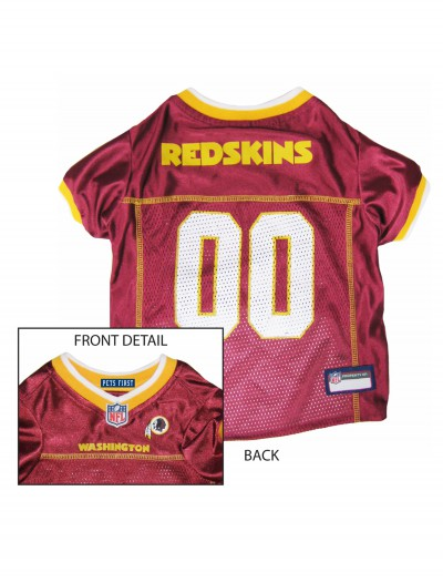Washington Redskins Dog Mesh Jersey buy now