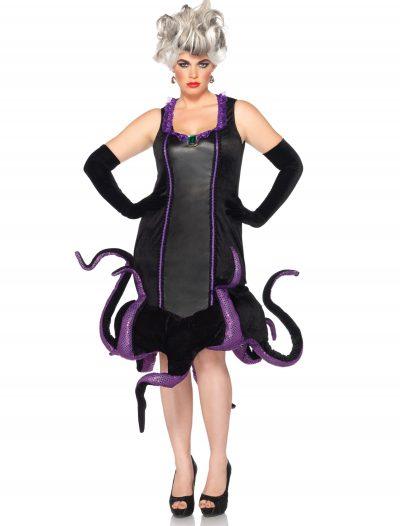 Womens Disney Plus Ursula Costume buy now